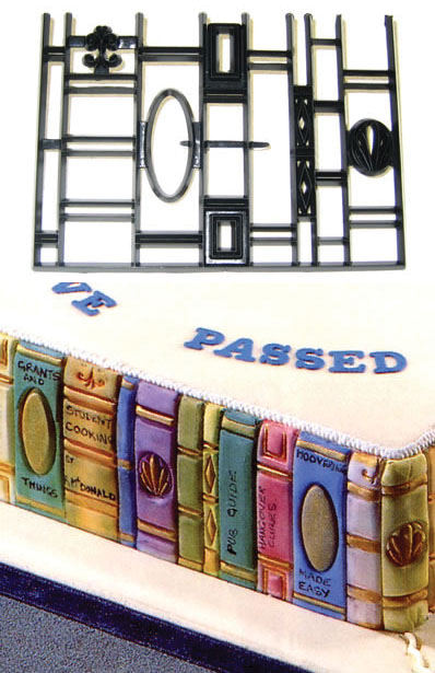 Patchwork Cutters Book Ends