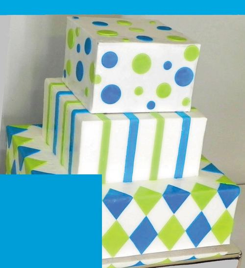 Electric Blue Velvetice Ready Icing 200g