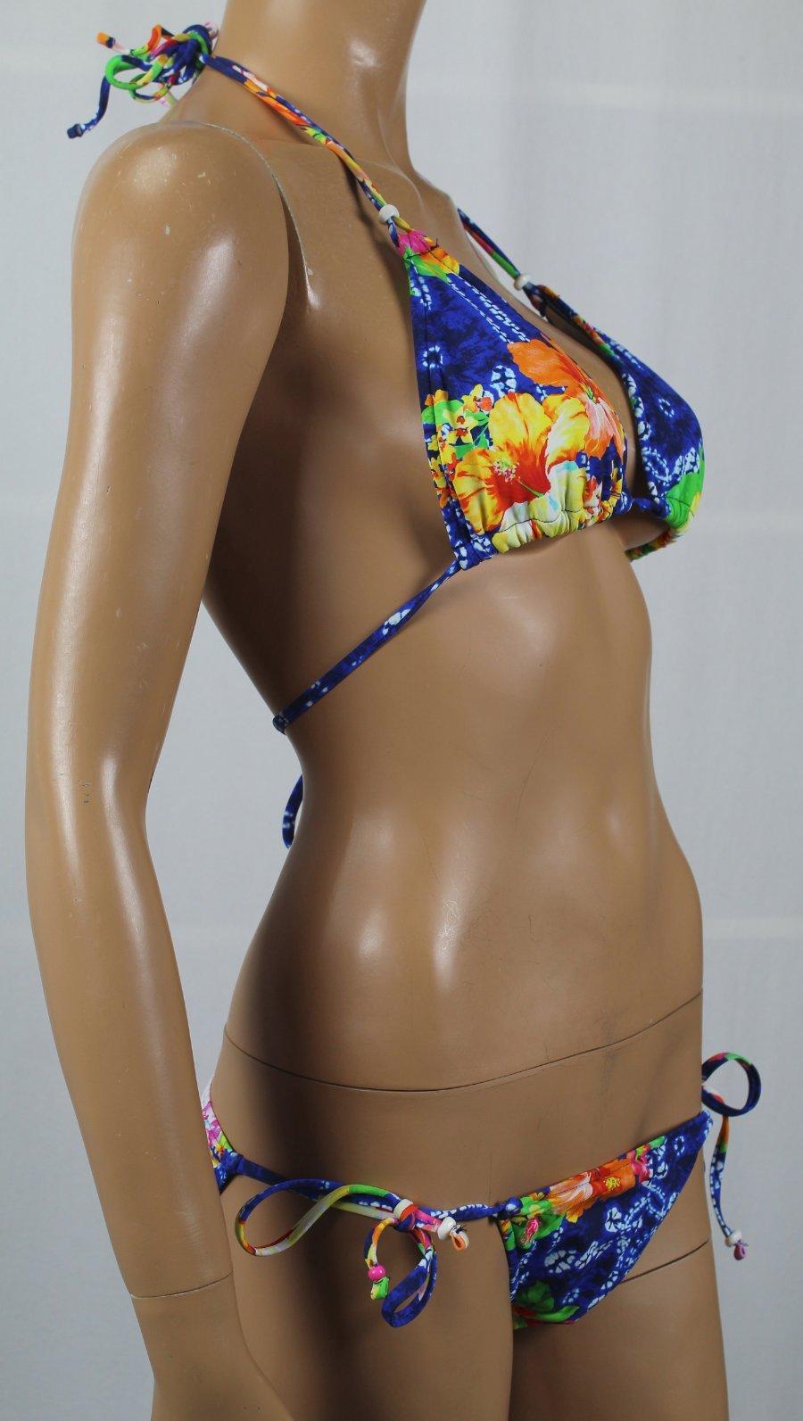 Polo logo bikini