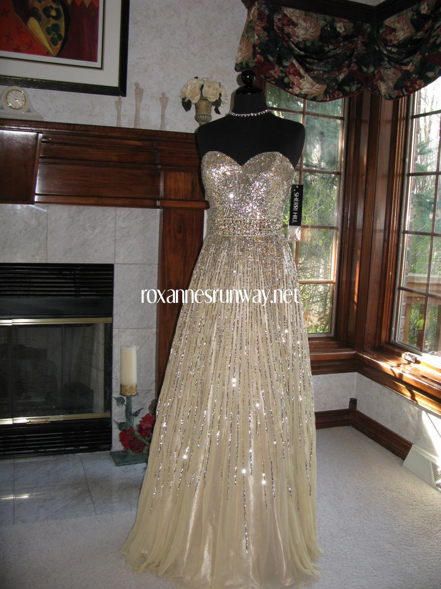 Sherri-Hill-8437-Nude-Silver-Pageant-Gala-Gown-Dress