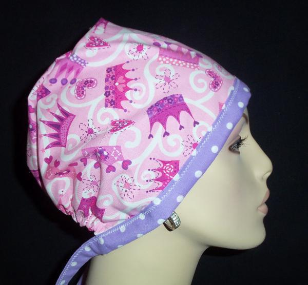 Surgical Princess Tie Back