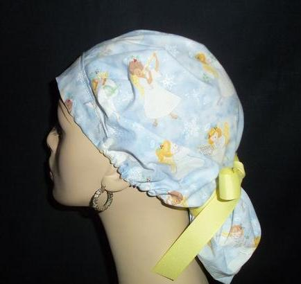 Winter Angels So Cute Ponytail Style Hat