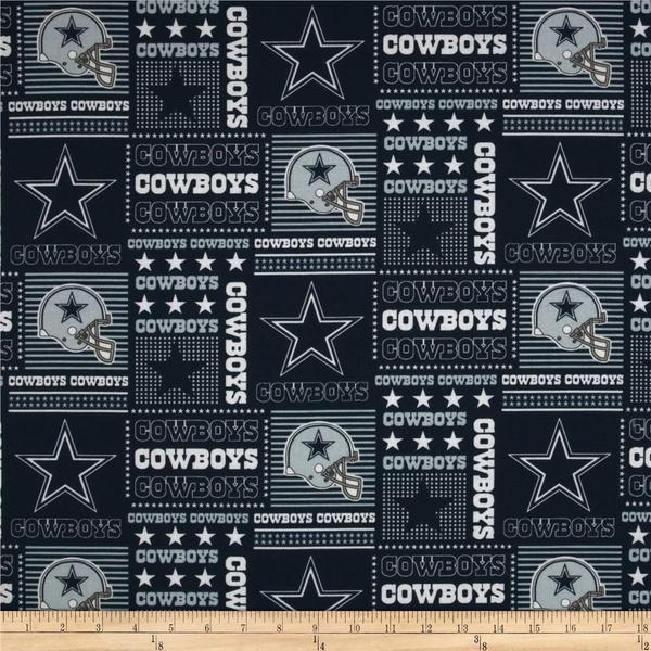 Dallas Cowboys New Fabric Scrub Hats