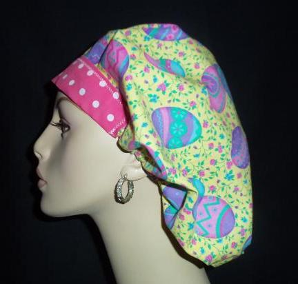 Easter Fling & Dots Bouffant OOAK