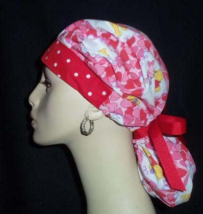 Pooh So Cute Pony Tail Style Hat