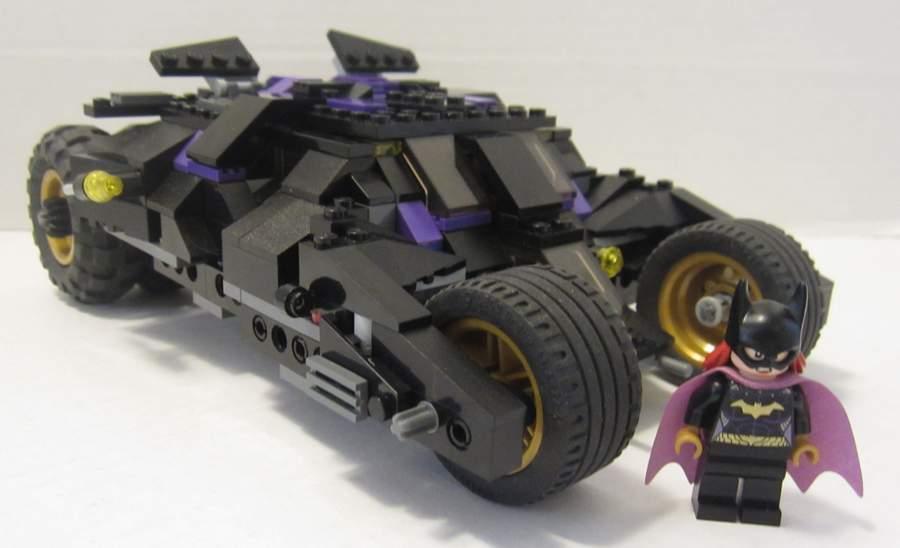 lego batman batgirl tumbler 76016 7888 ebay. Black Bedroom Furniture Sets. Home Design Ideas